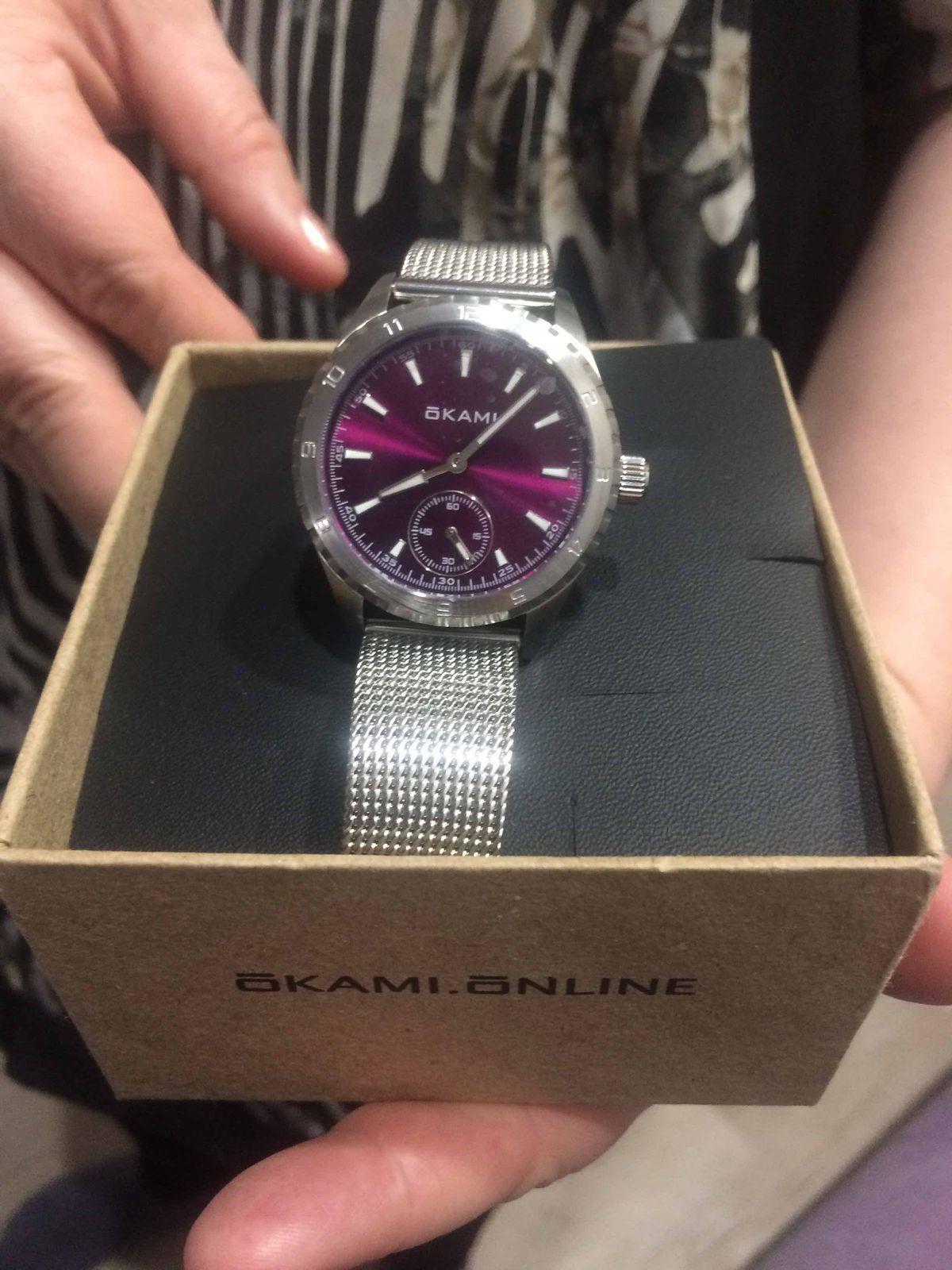 Часы-отличный подарок