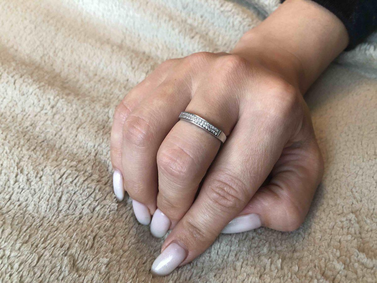 Прекрасное кольцо!)