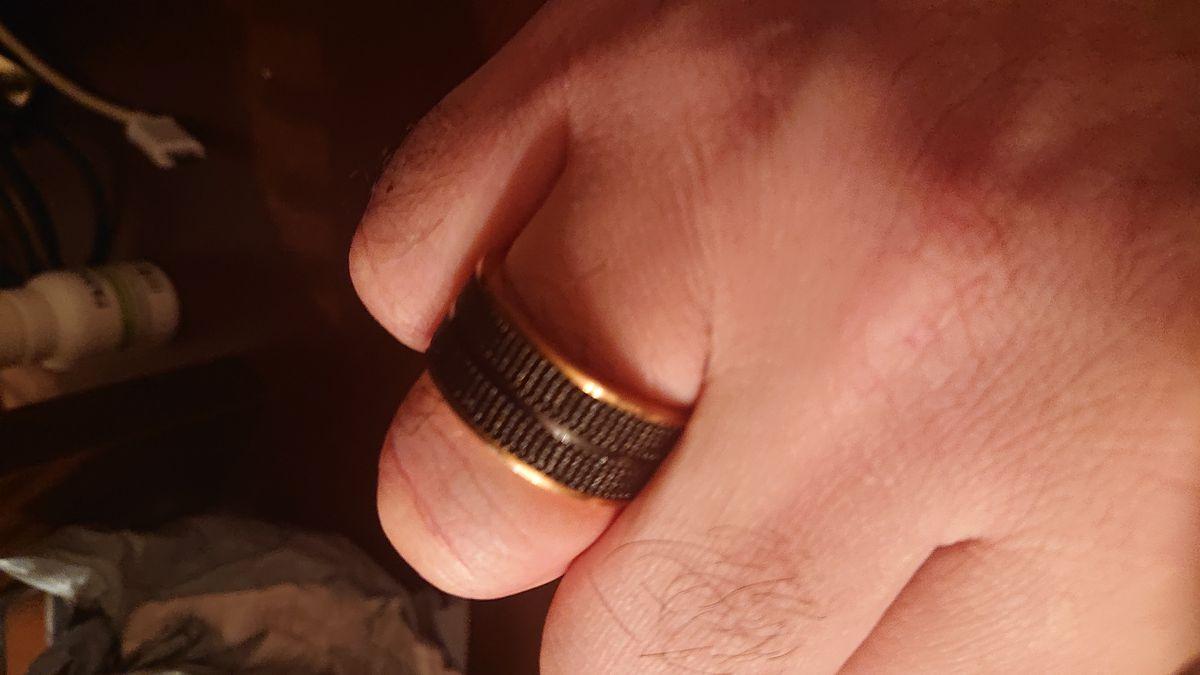Кольцо для души..