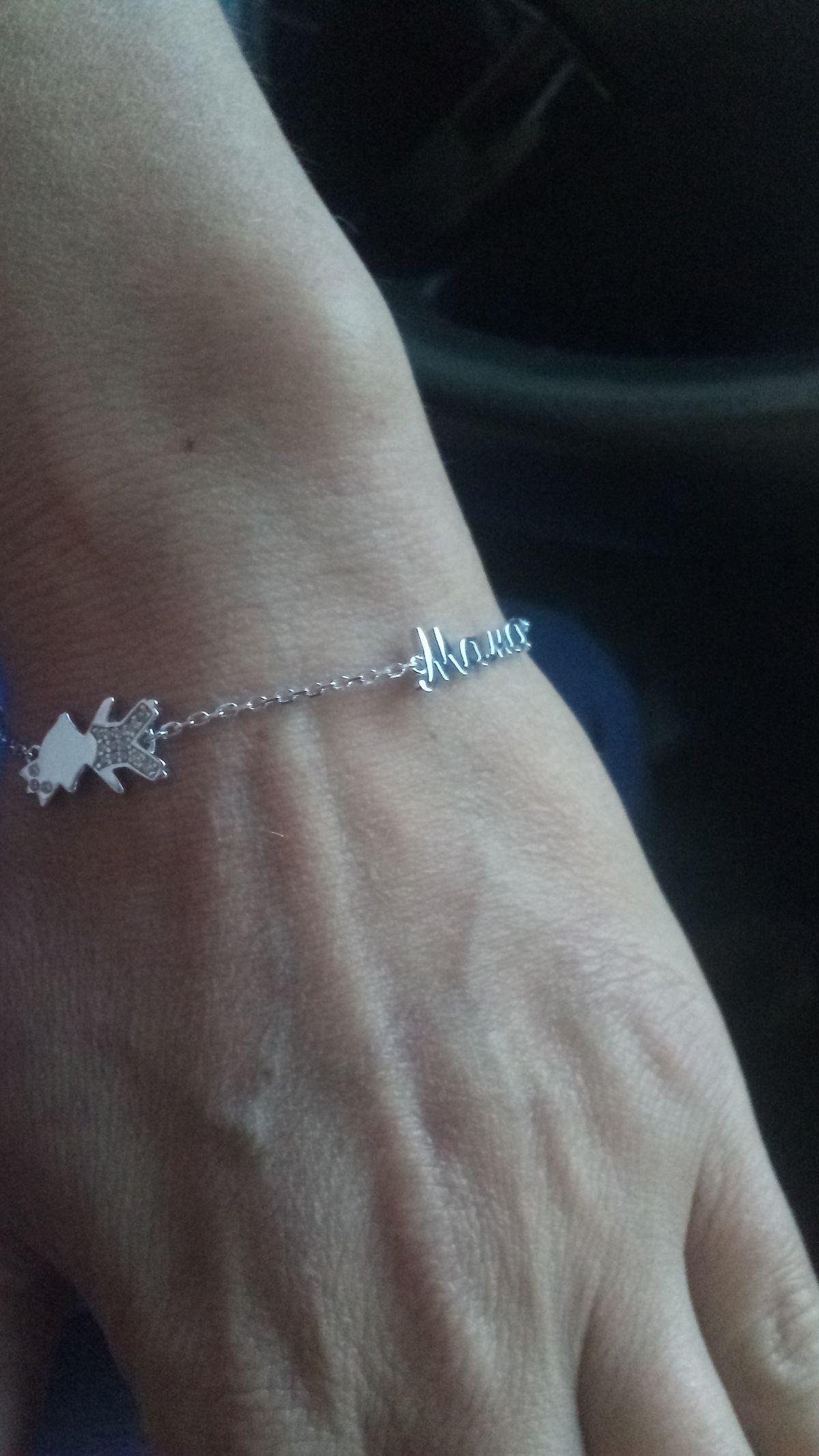 Чудесный браслетик для мамочки!!!❤