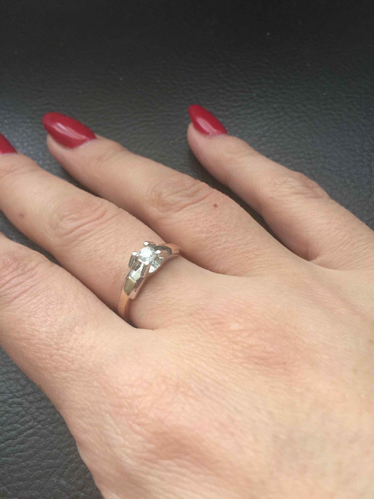 Теперь любимое кольцо