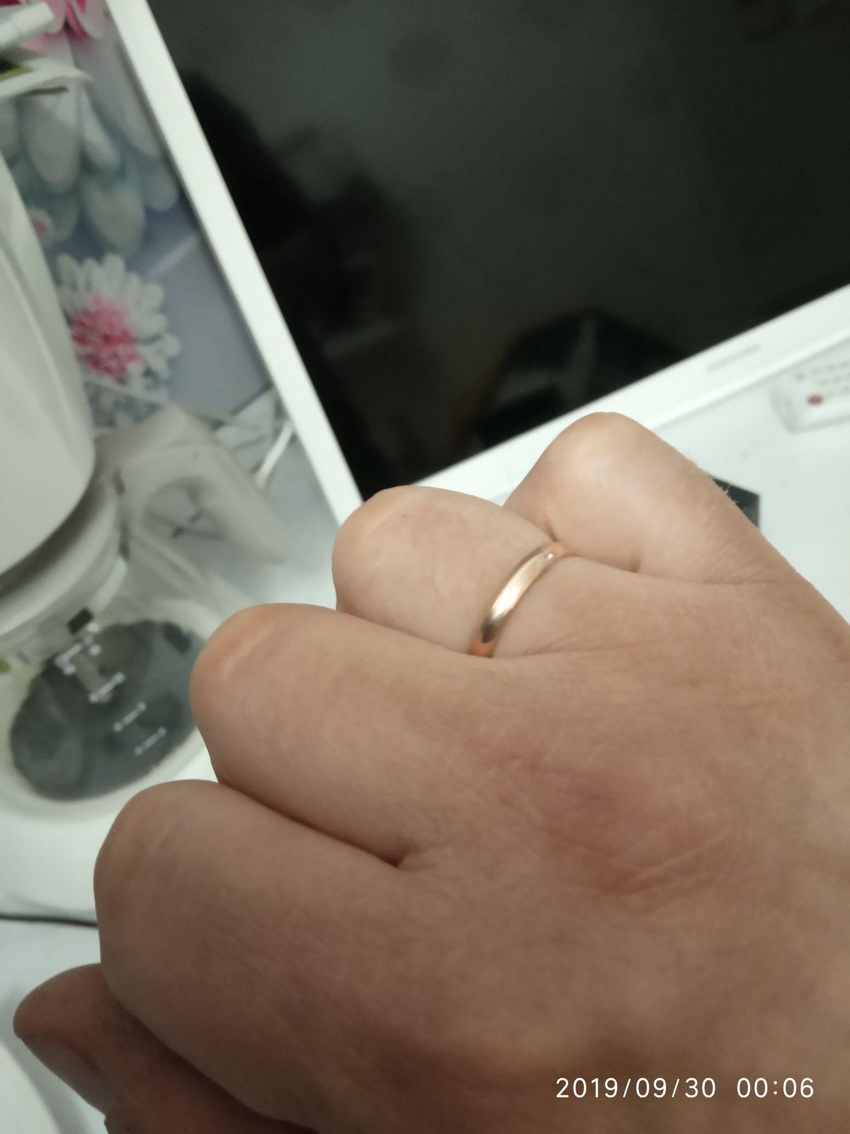 Самое лучшее обручальное кольцо. Моей будущей жене оно очень понравилось