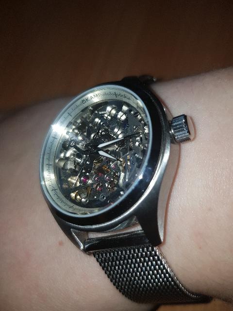 Великолепные часы.