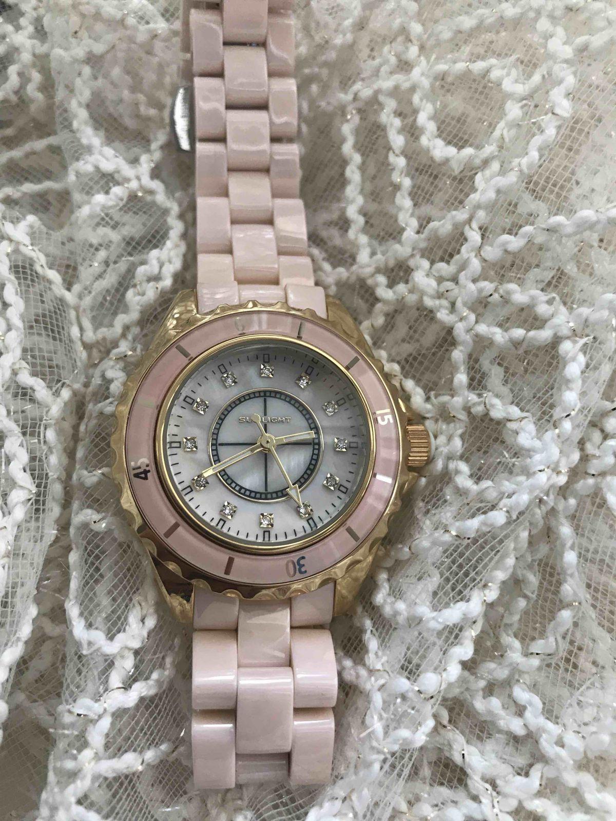 Часики просто прелесть ! я очень рада покупке!