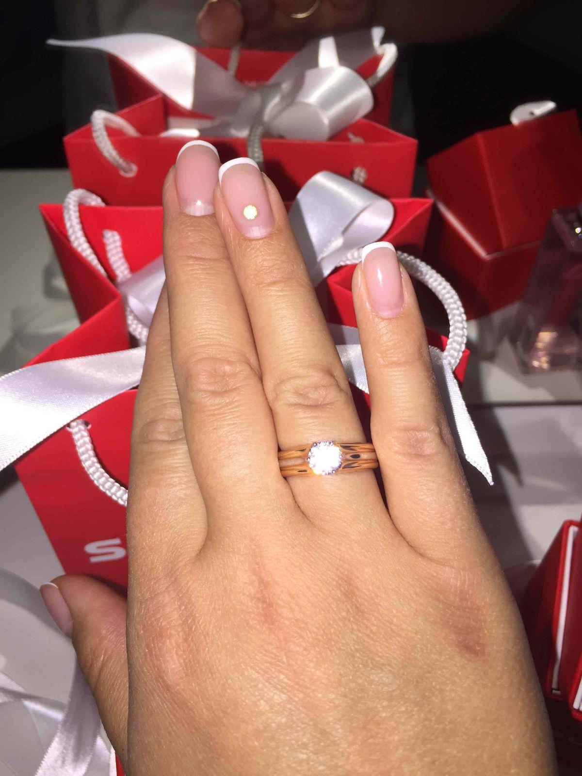 Безумно красивое кольцо!