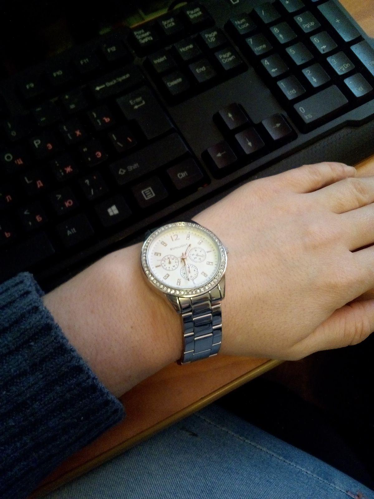 Часы в подарок самой себе!!!