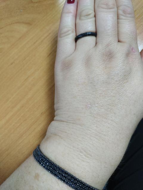 Кольцо к браслету