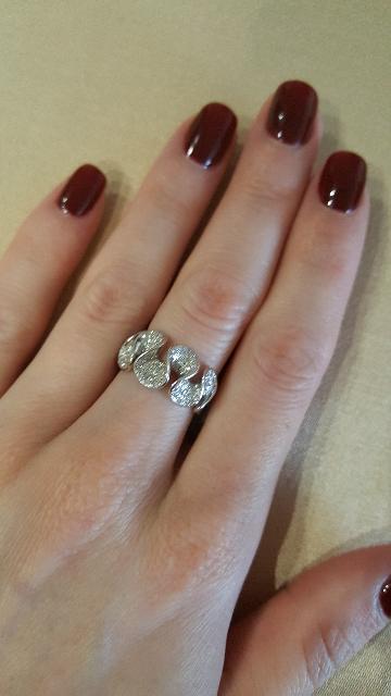 Фантазийное кольцо