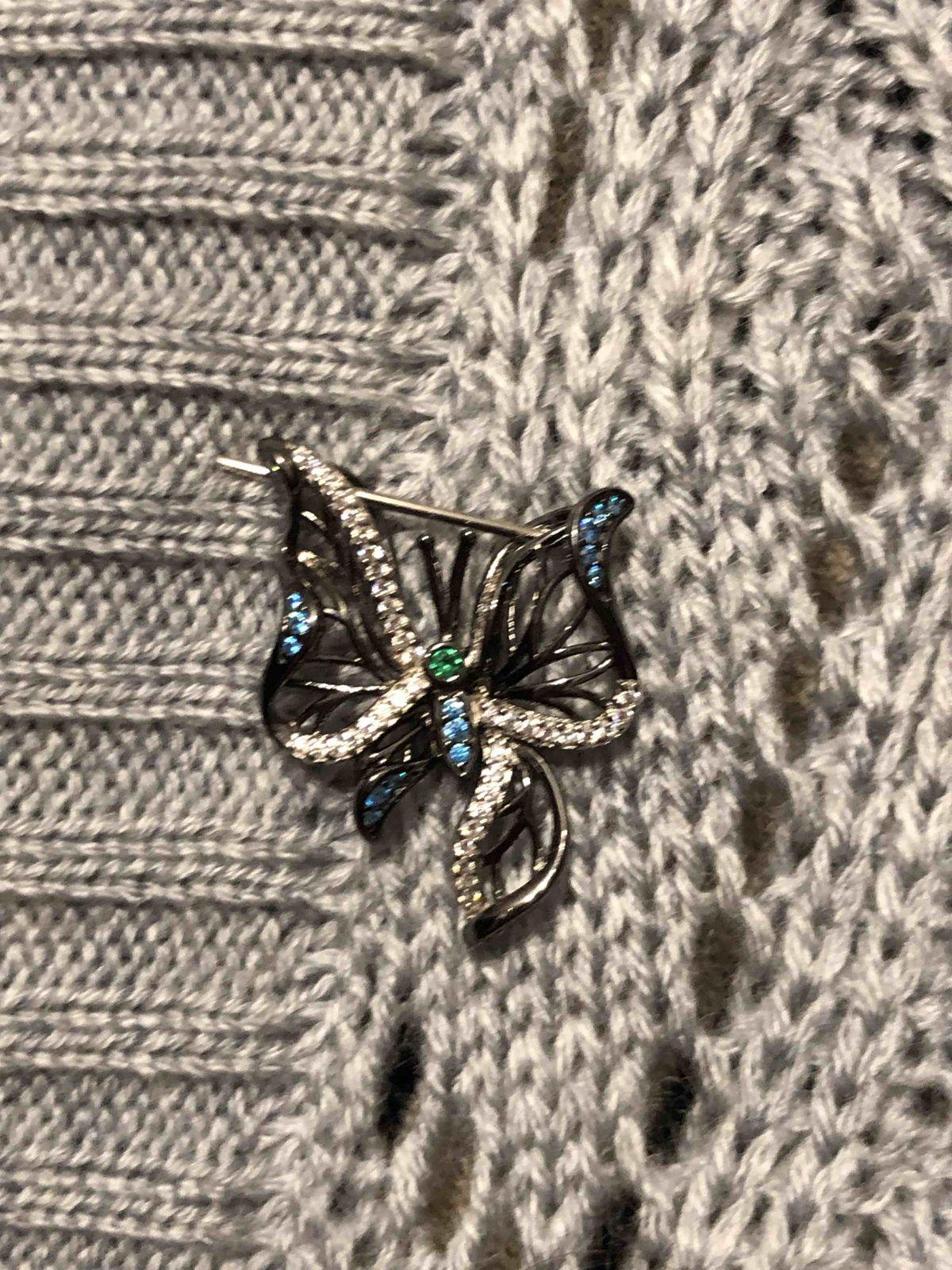 Полвеска-бабочка