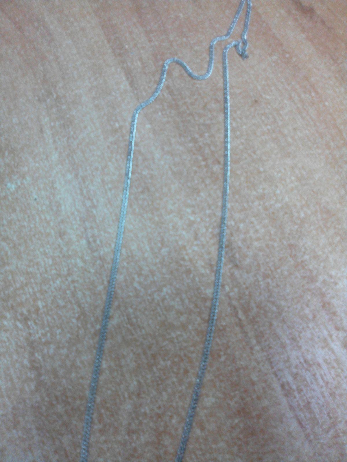 Отзыв на покупку цепочки