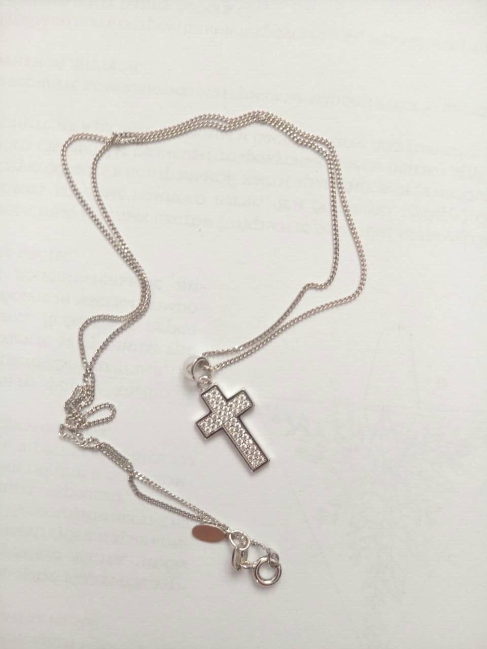 Крестик с феонитами
