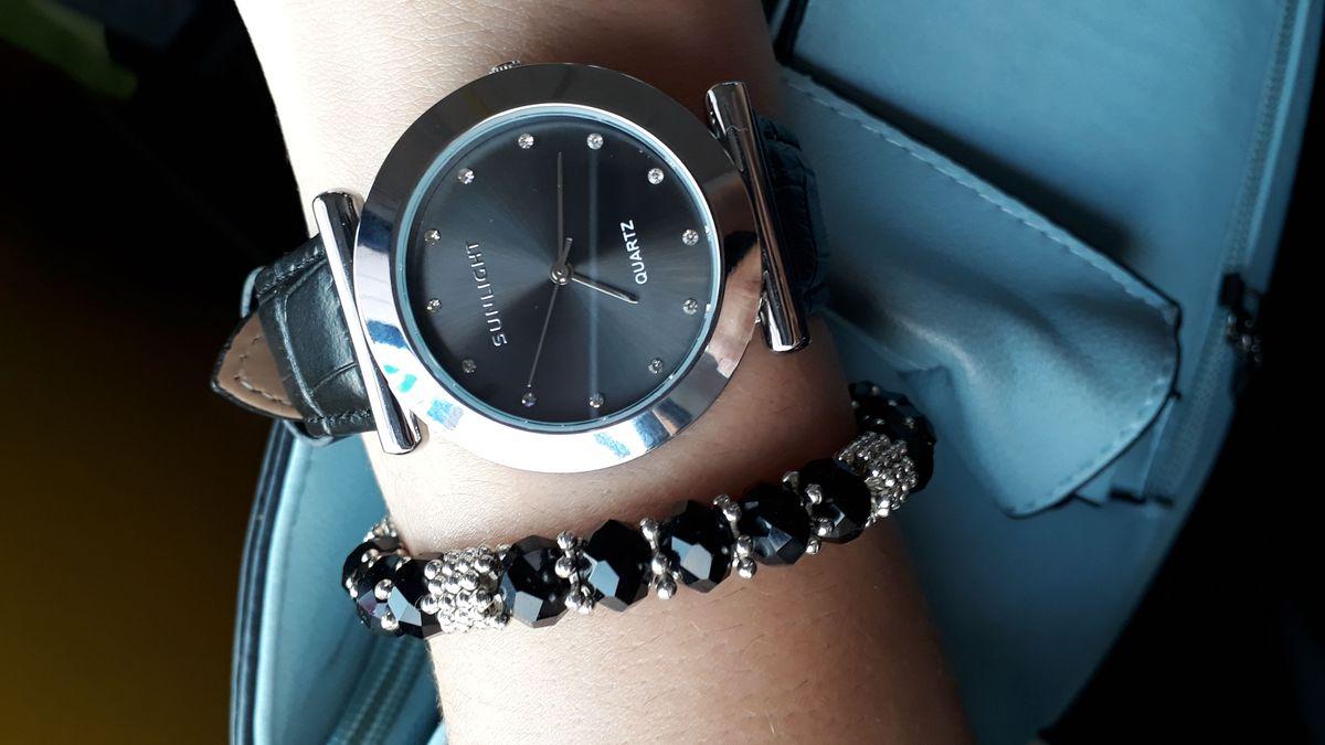 Ношу с удовольствием часы.