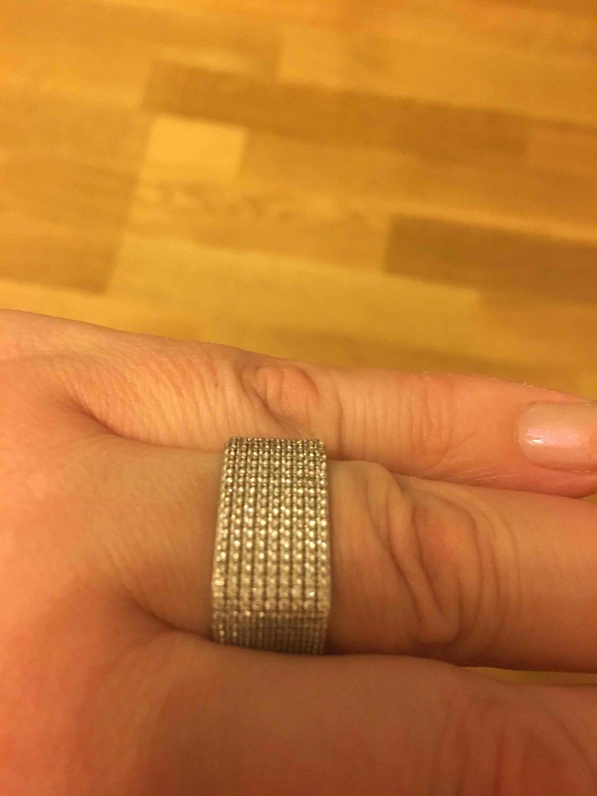 Супер модное кольцо