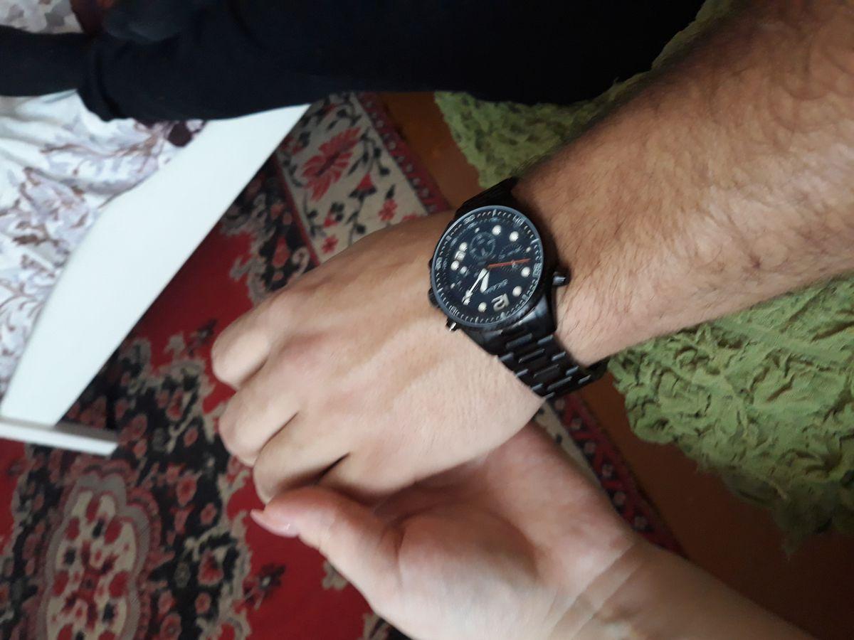 Покупка часов