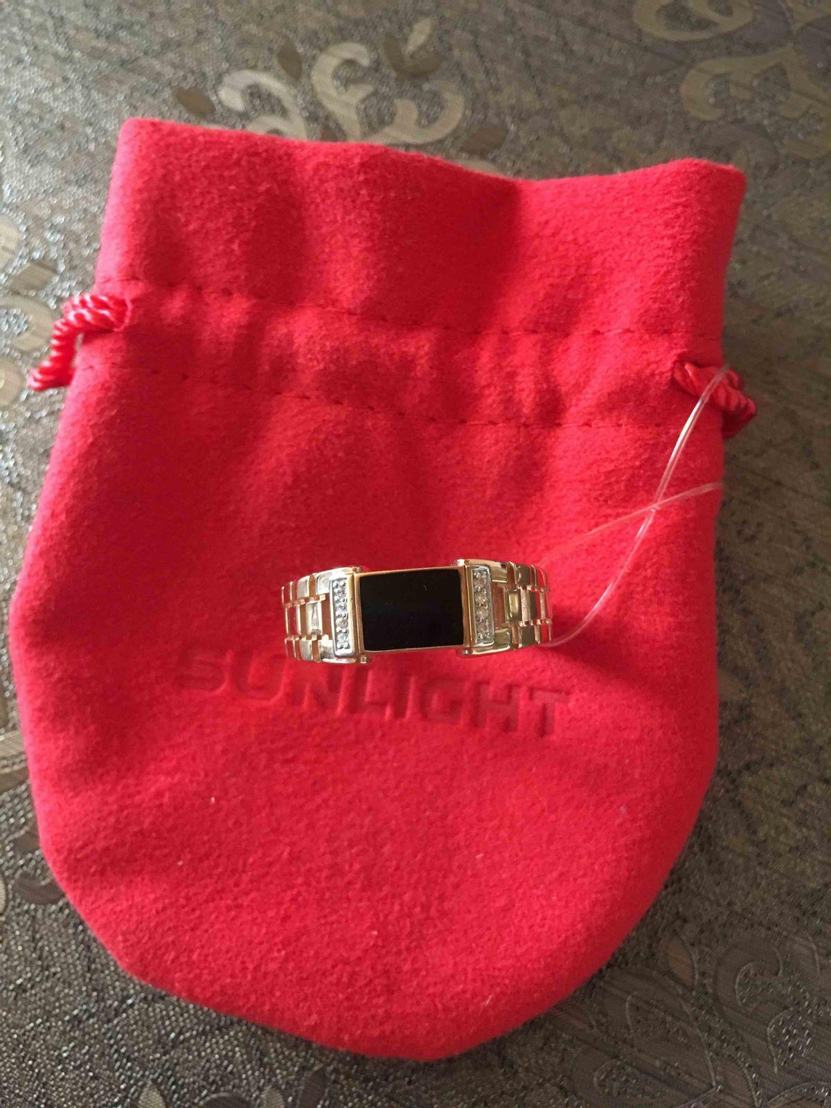 Стильное и элегантное кольцо