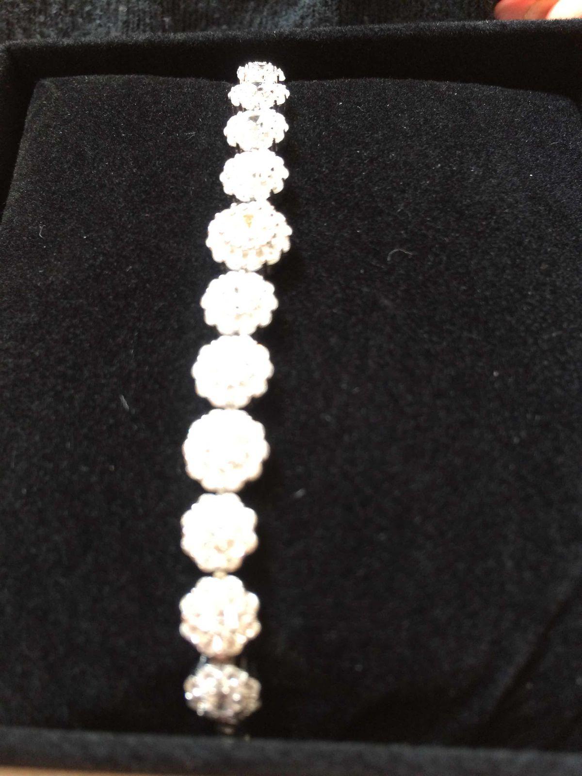 Праздничный браслет