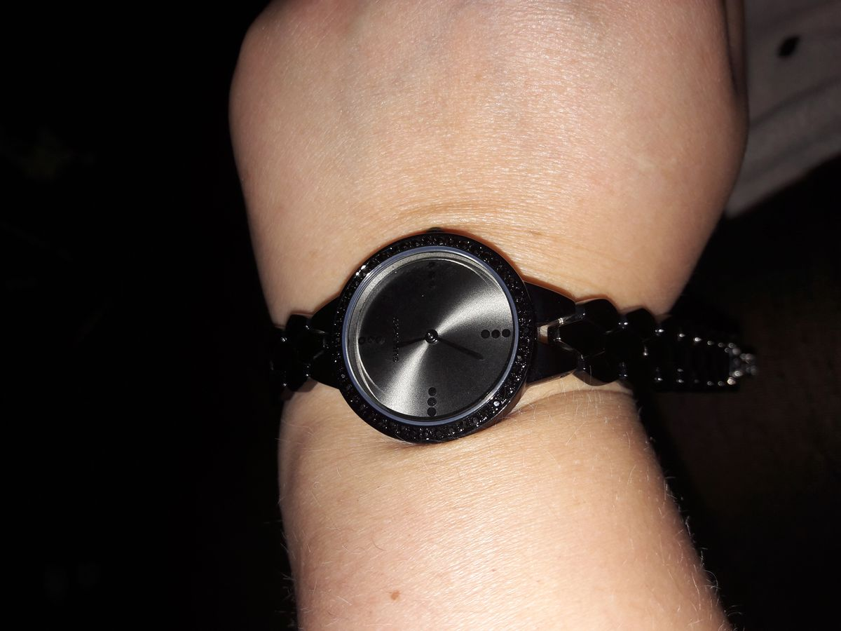 Часы для черной пантеры