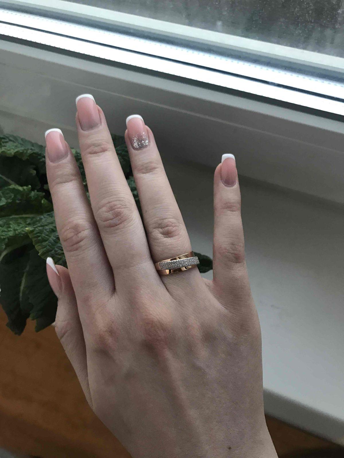 Вполне подходит для обручального кольца