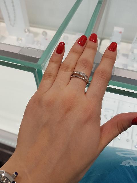 Изящное кольцо на каждый день