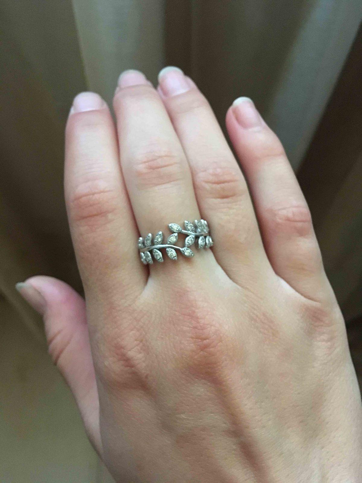 Очень крутое кольцо, просто бомба🤗😍♥️