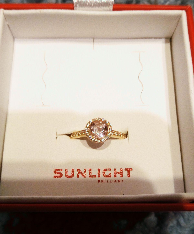 Очень милое и аккуратное кольцо