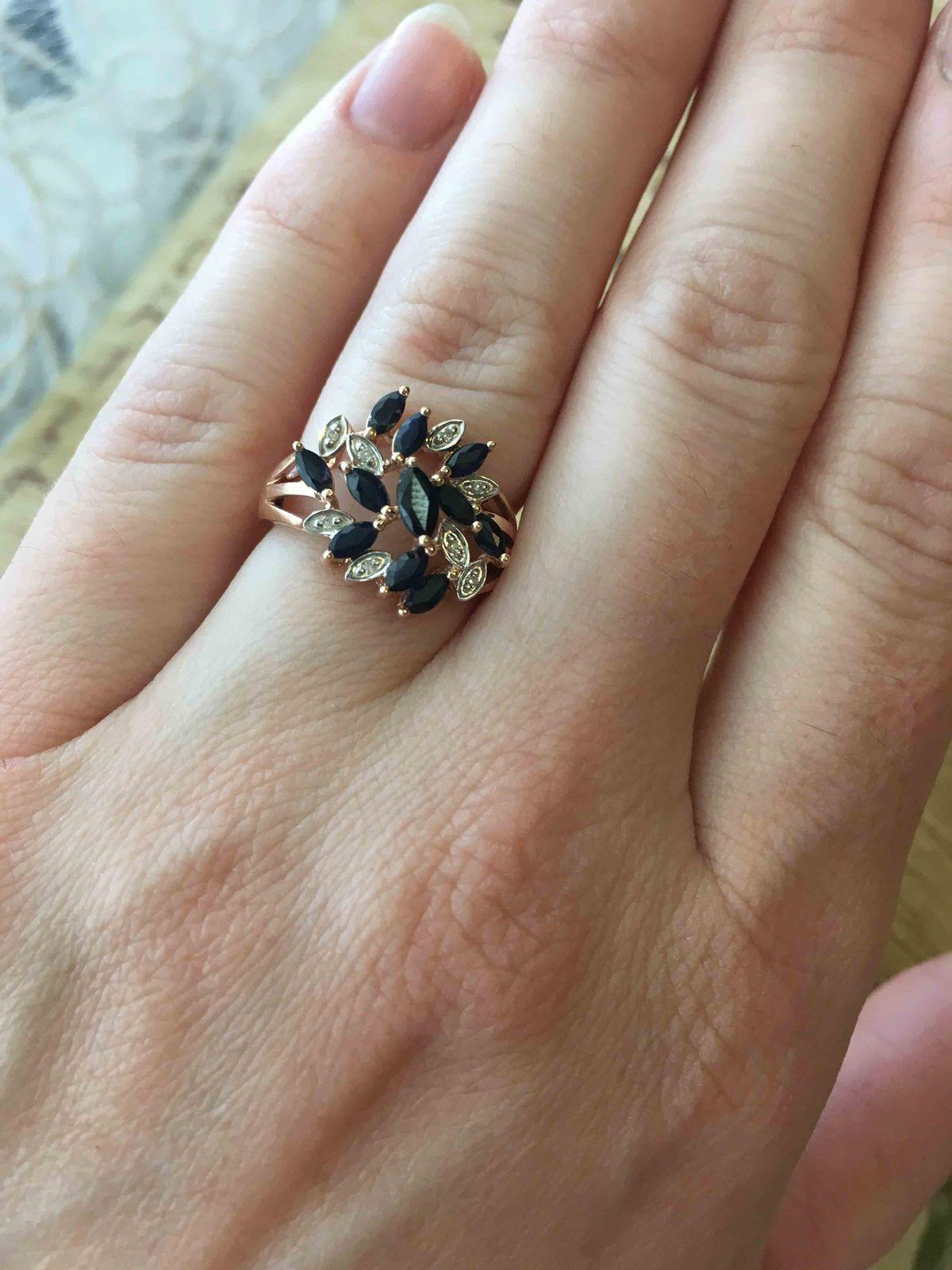 Кольцо-изумительное!
