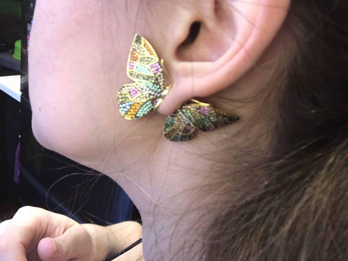Долгожданные бабочки