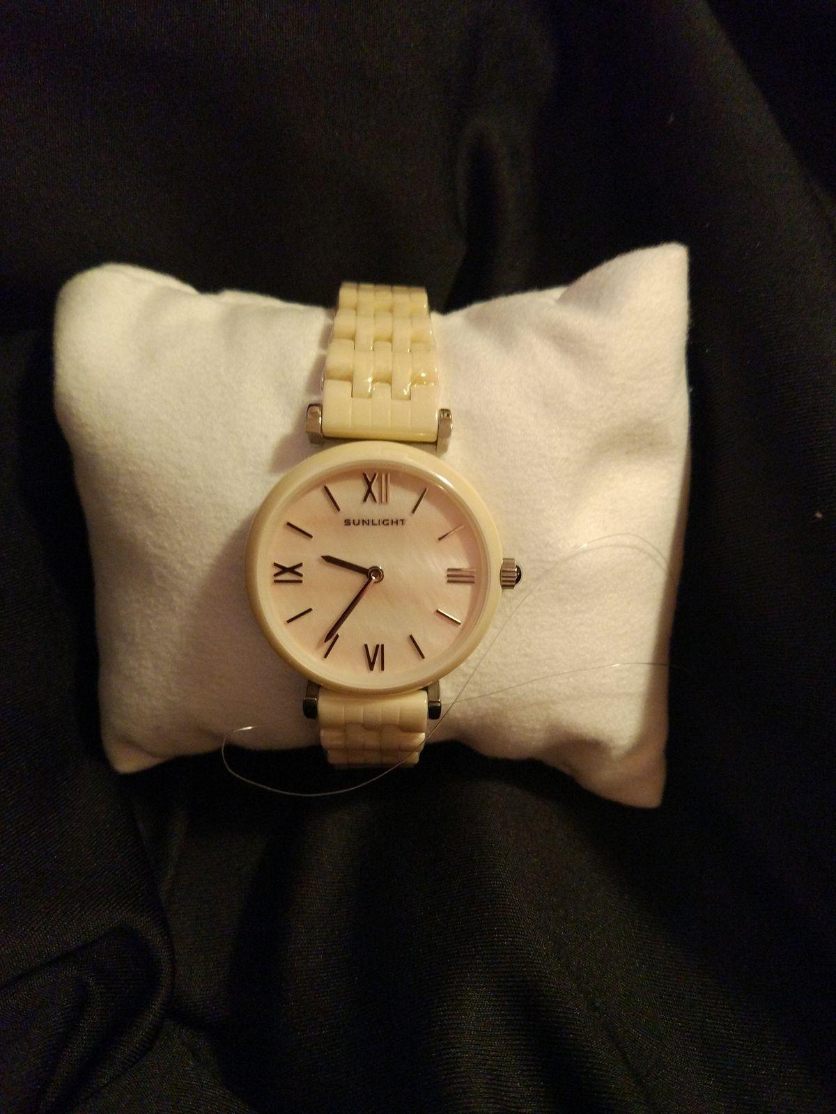 Керамические часы)