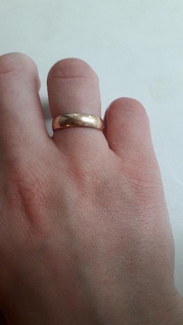 Обручальное кольцо)