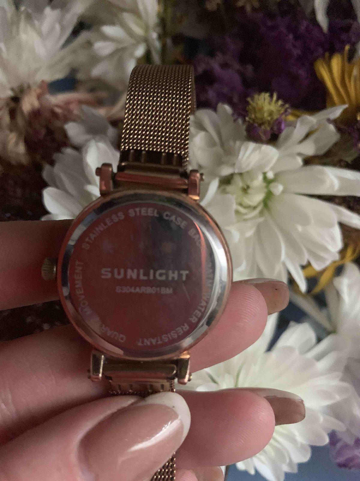 Часики от SUNLIGHT