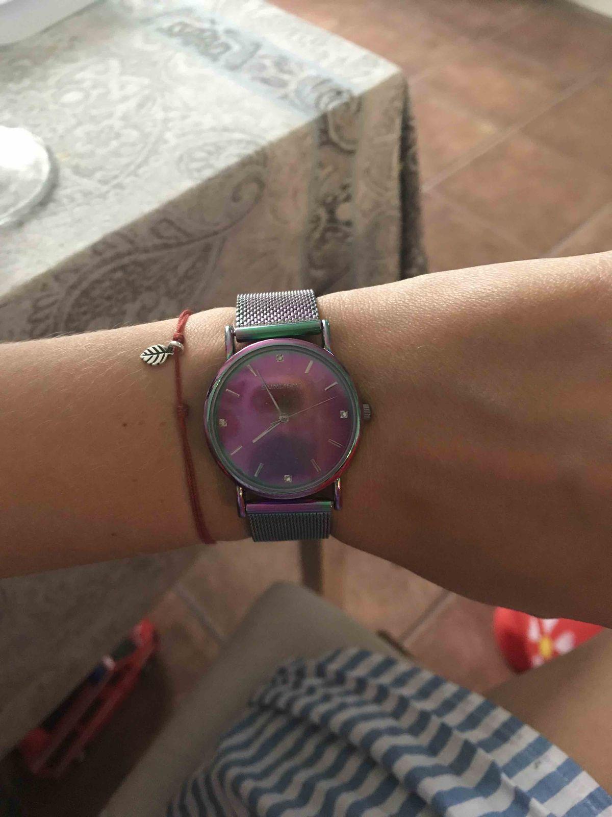 Часы хамелионы