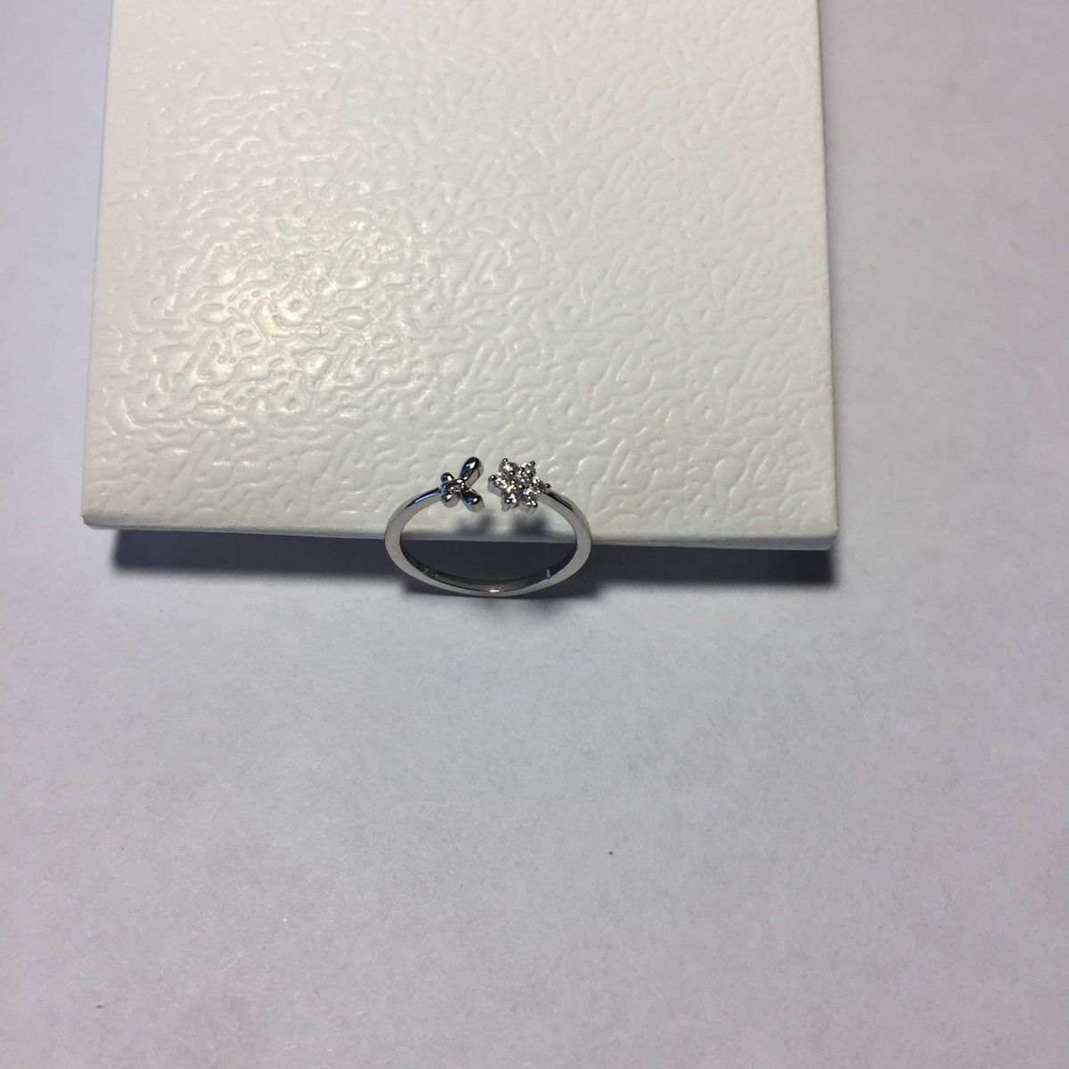 Серебряное кольцо, размер 14.5