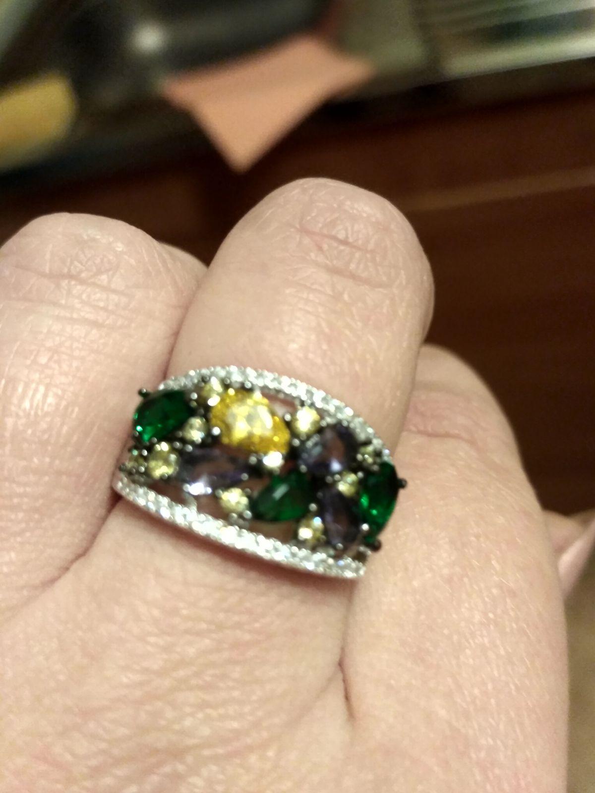 👌 отлично, очень красивое кольцо!