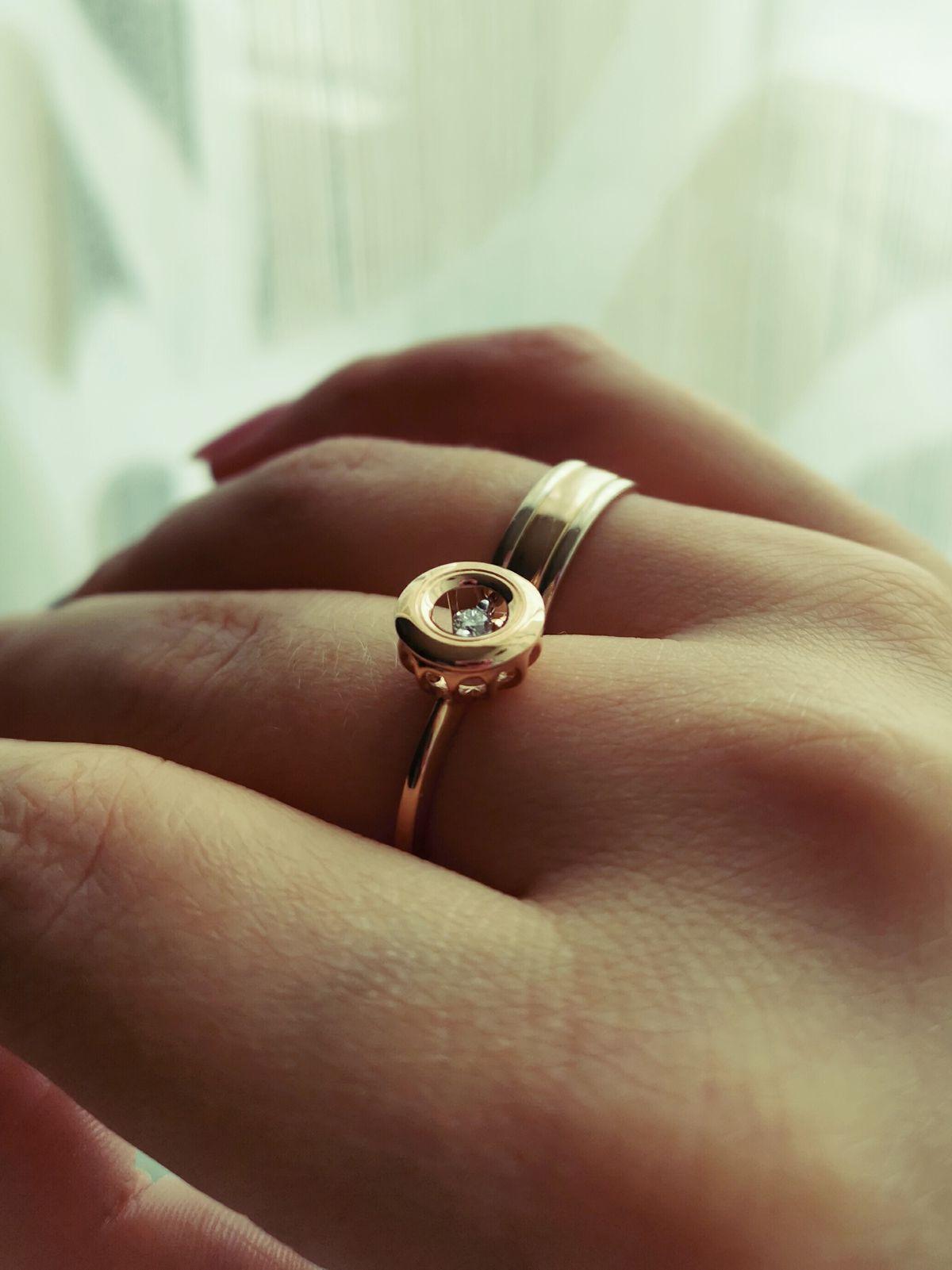 Супер оригинальное кольцо!