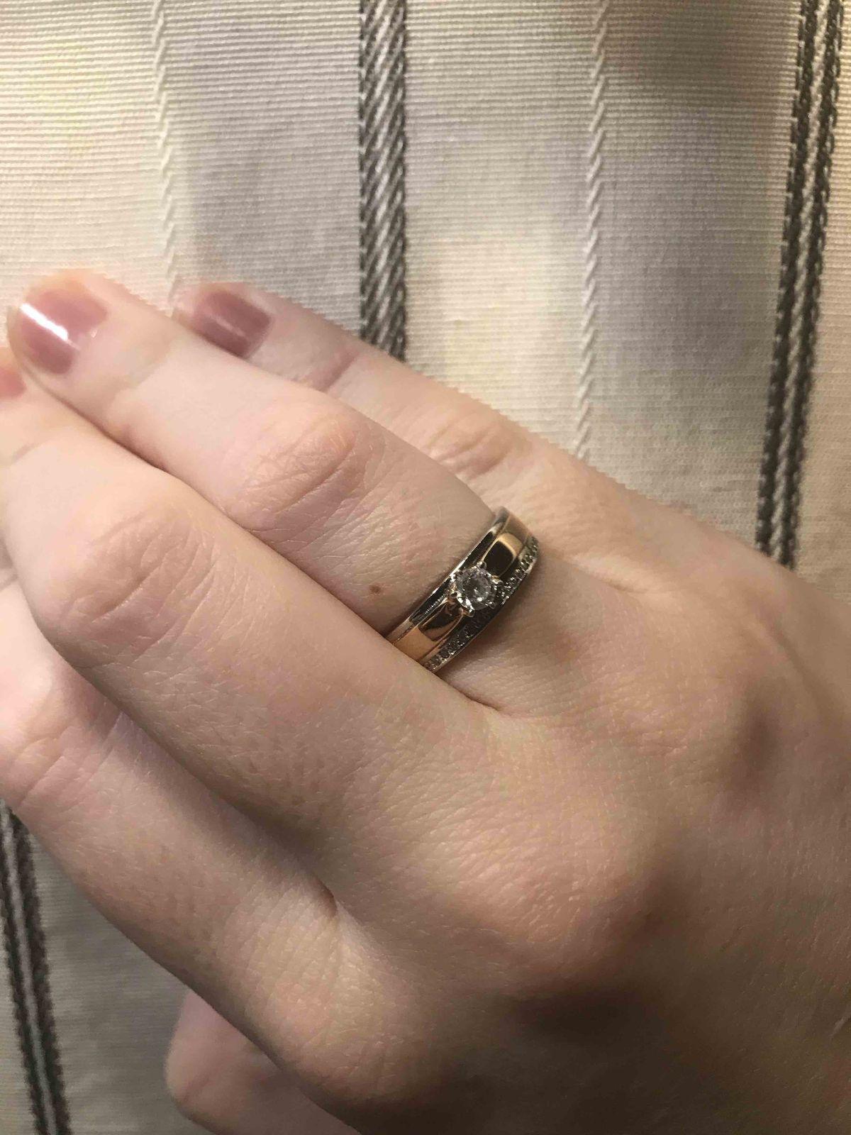 Замечательное кольцо 💍👍