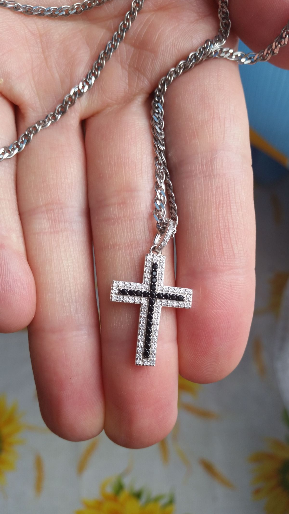 Чудесный крестик