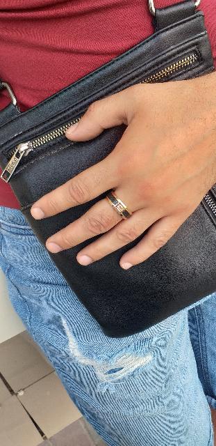 Это кольцо стало отличным подарком