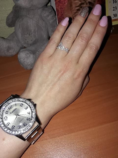 Практичное кольцо