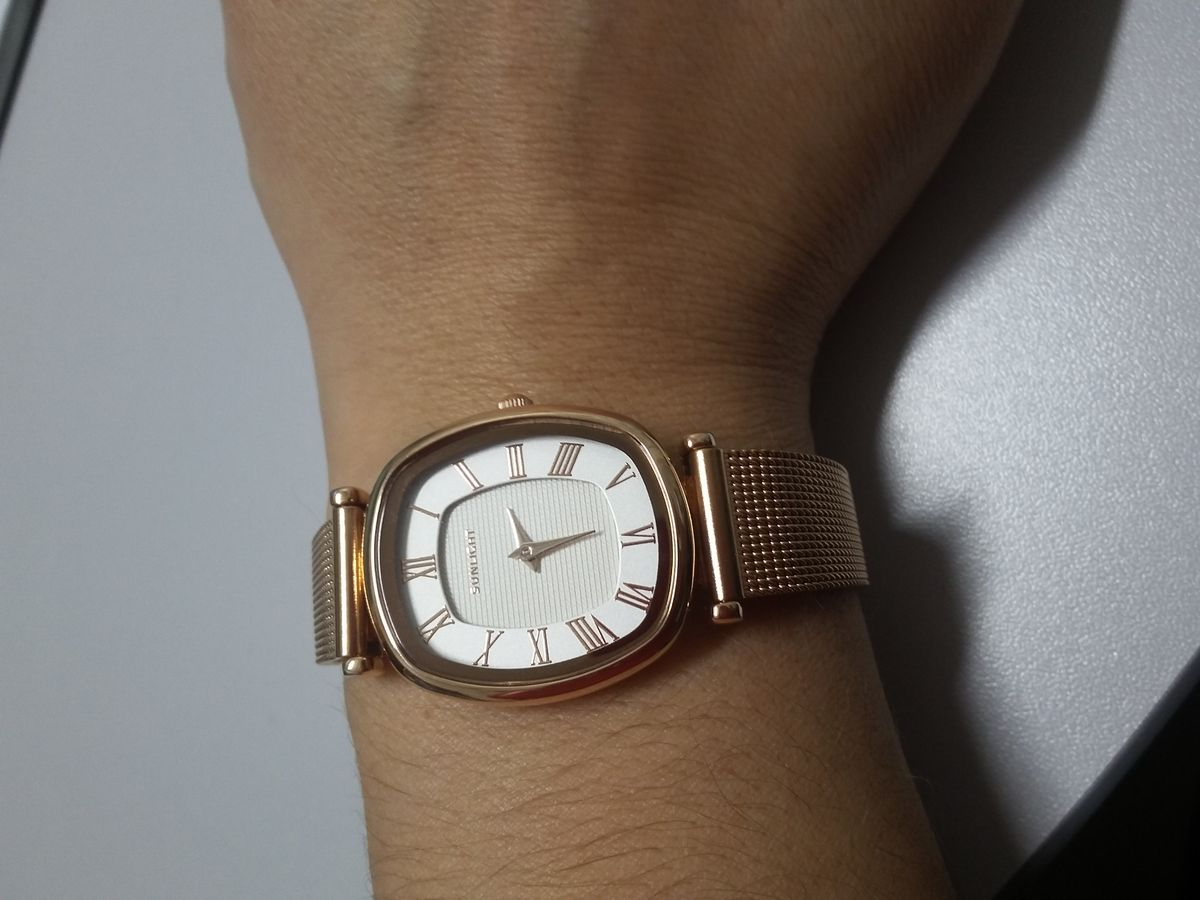 Классические часы!