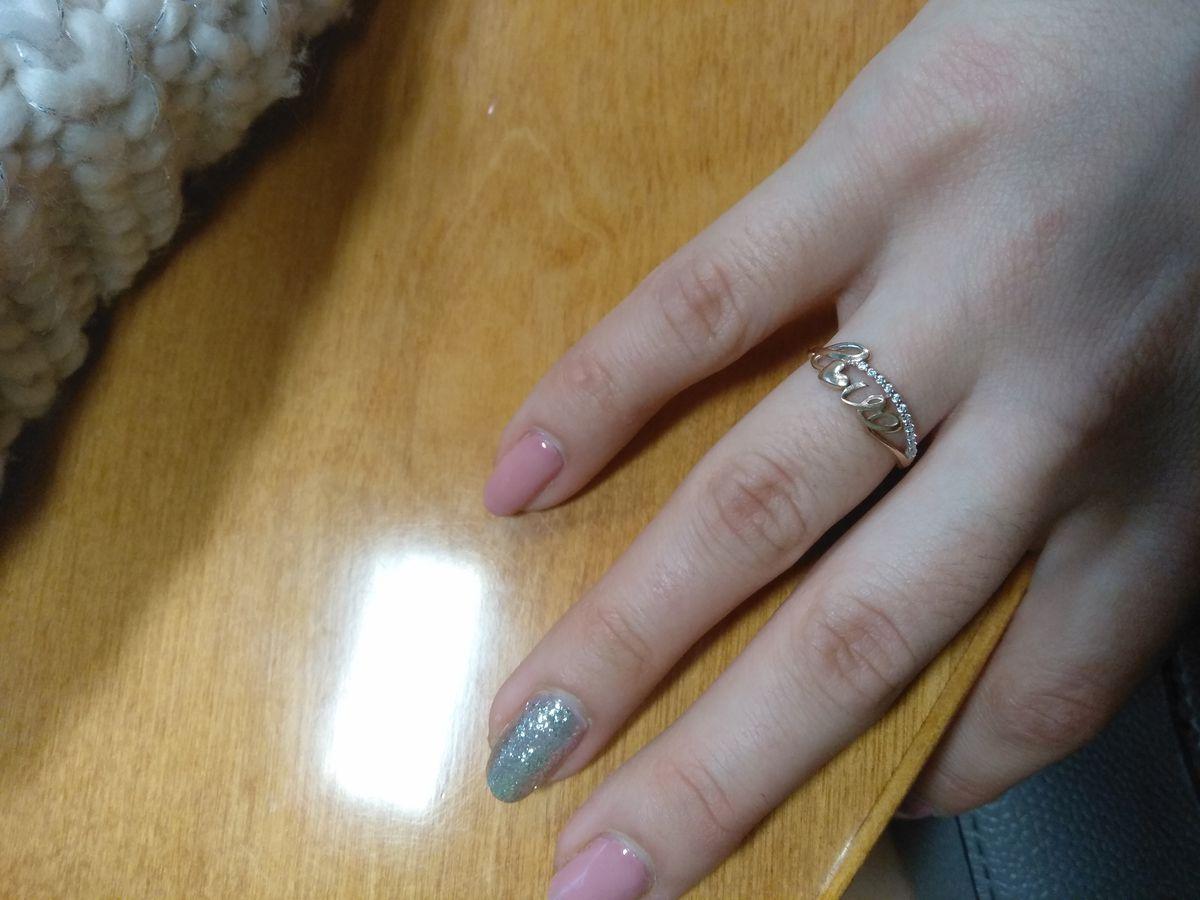 Love кольцо