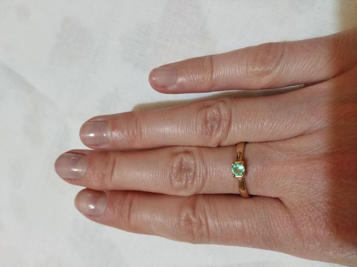 Кольцо,которое только радует