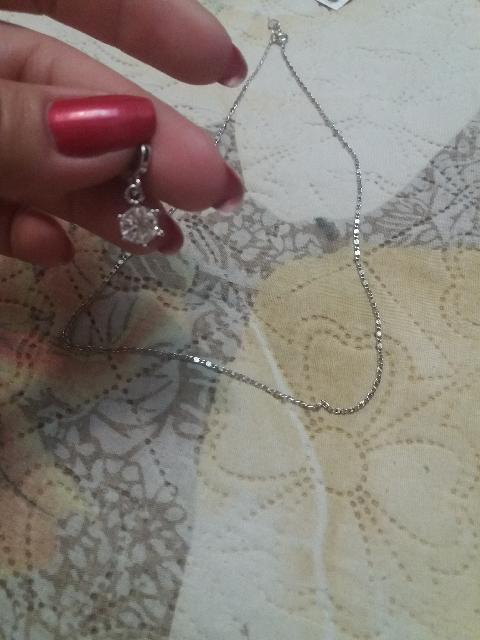 Серебряная цепь со скидкой.