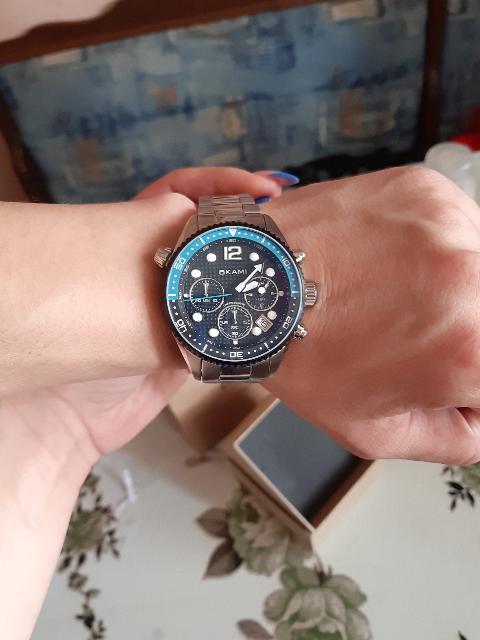 Часы бомба!