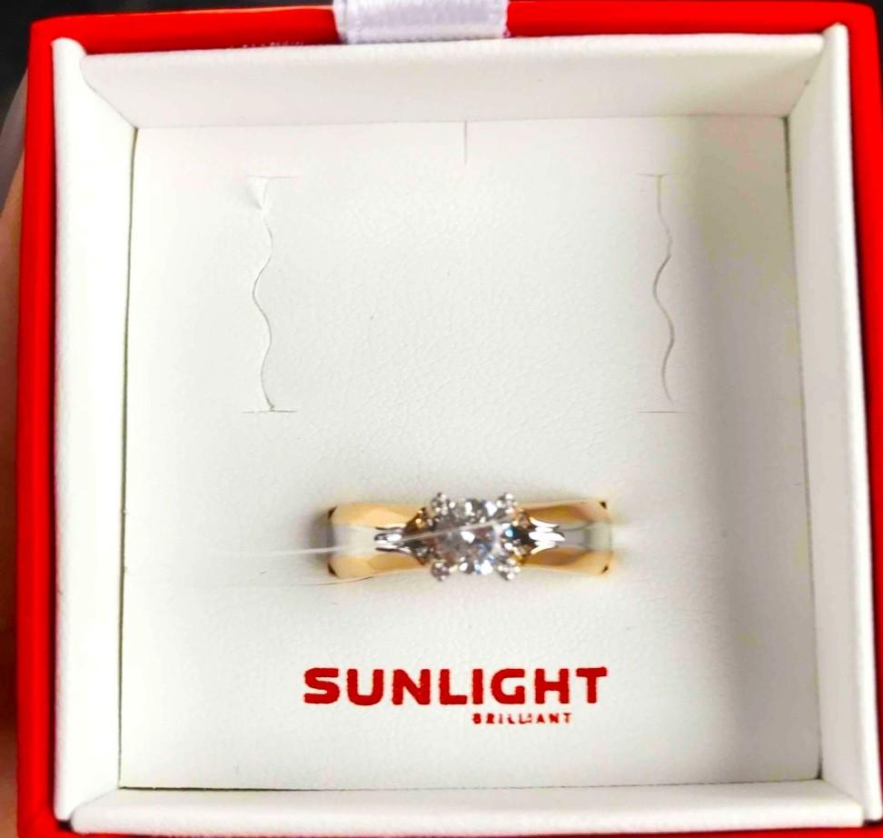 Красивущее кольцо!
