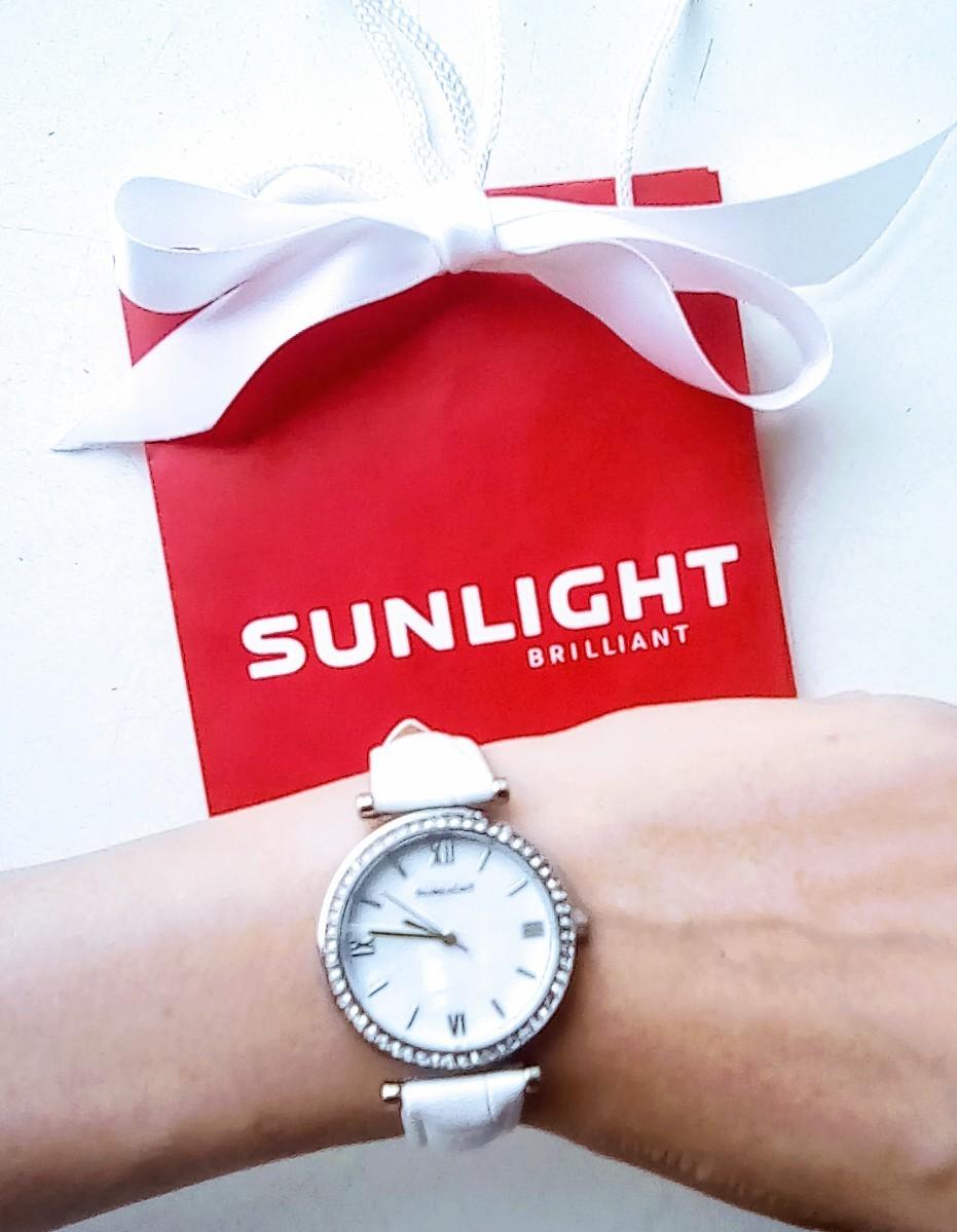 Белые часы-мечта 💫