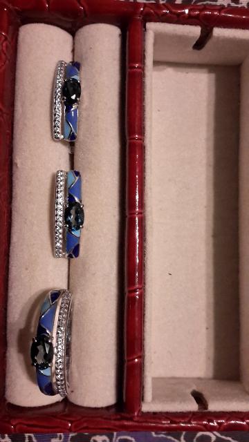 Мои новые серьги