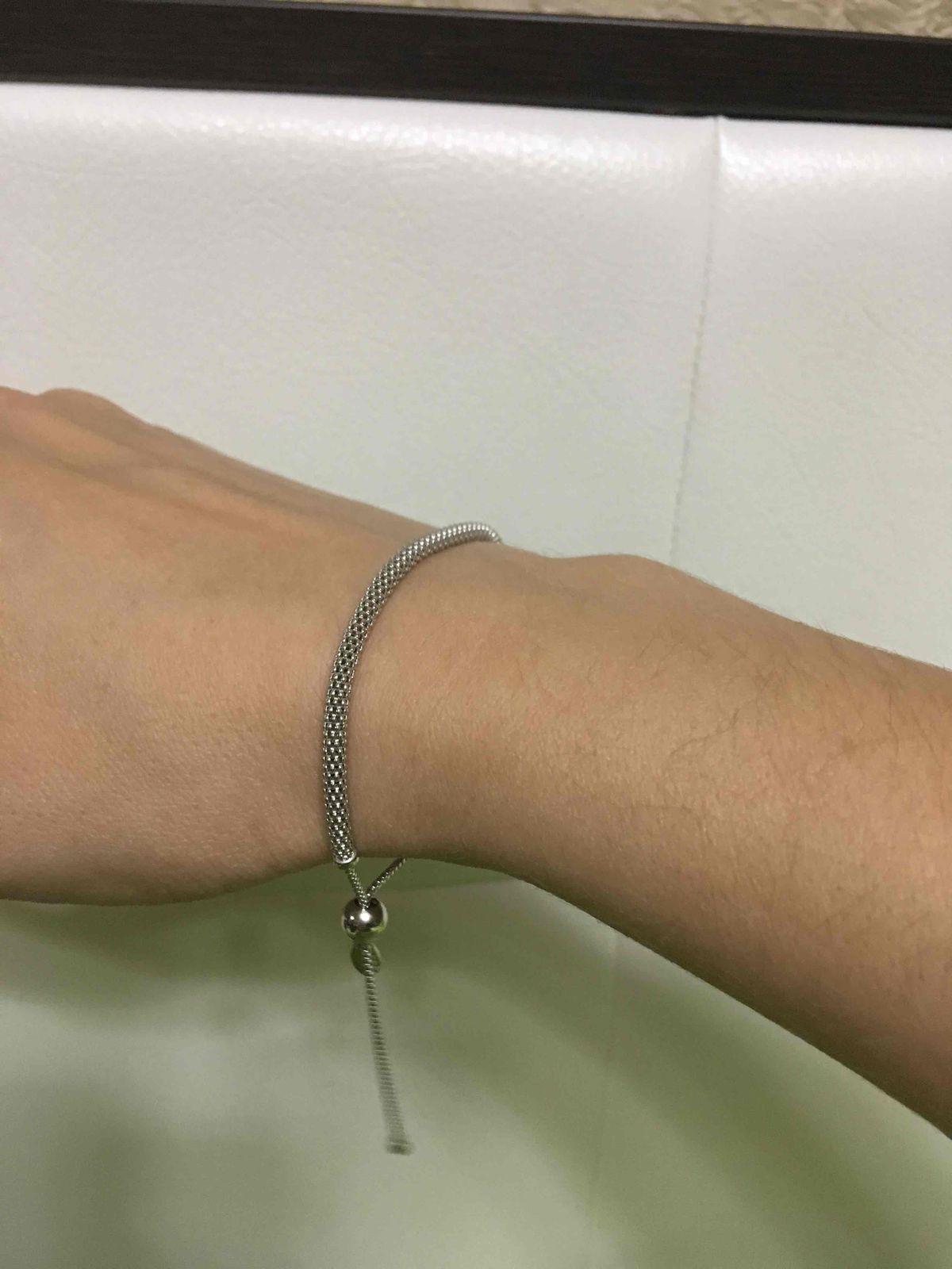 Красивый изящный браслет.
