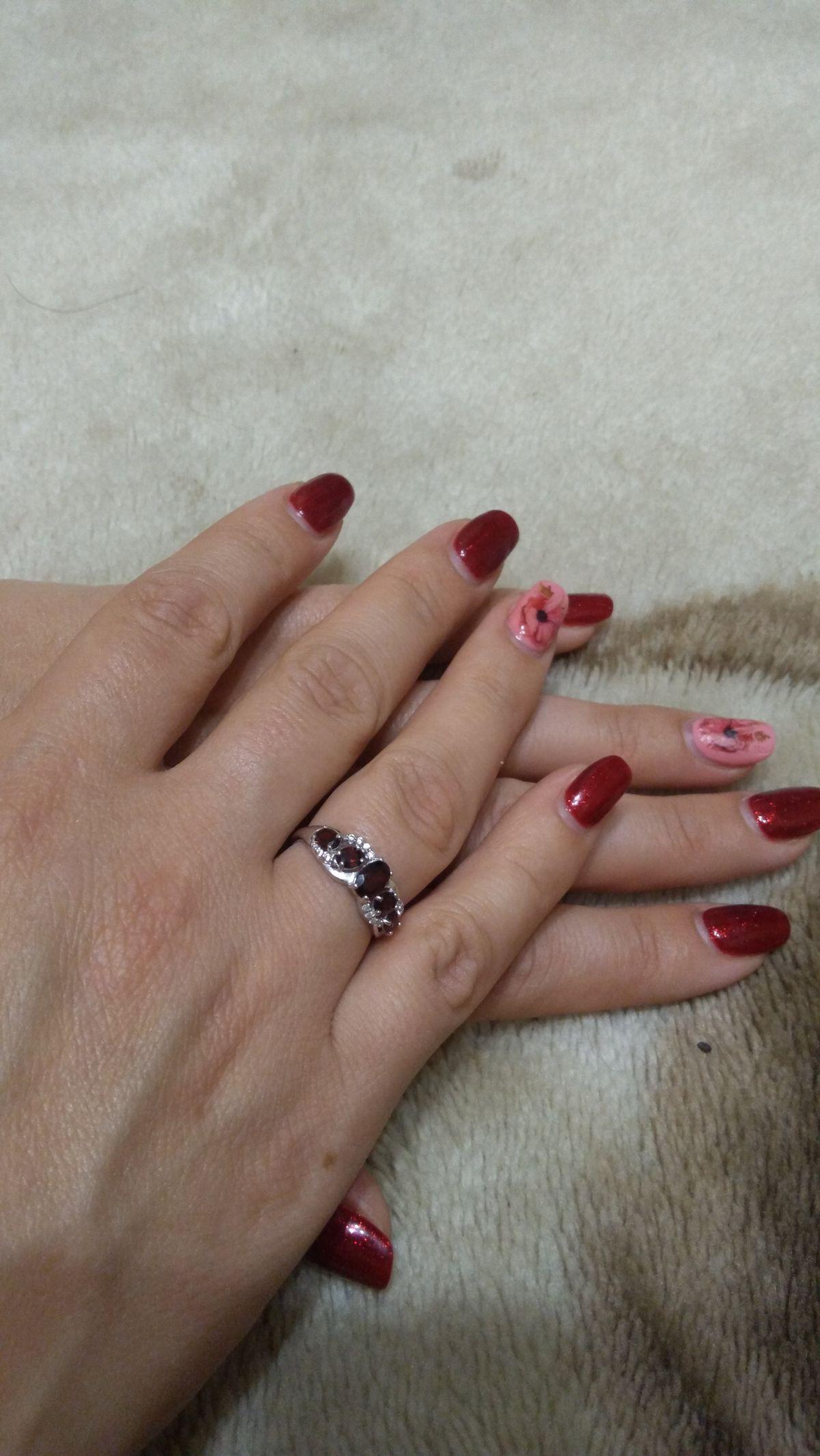 Красивое кольцо. В живую красивее чем на картинке!