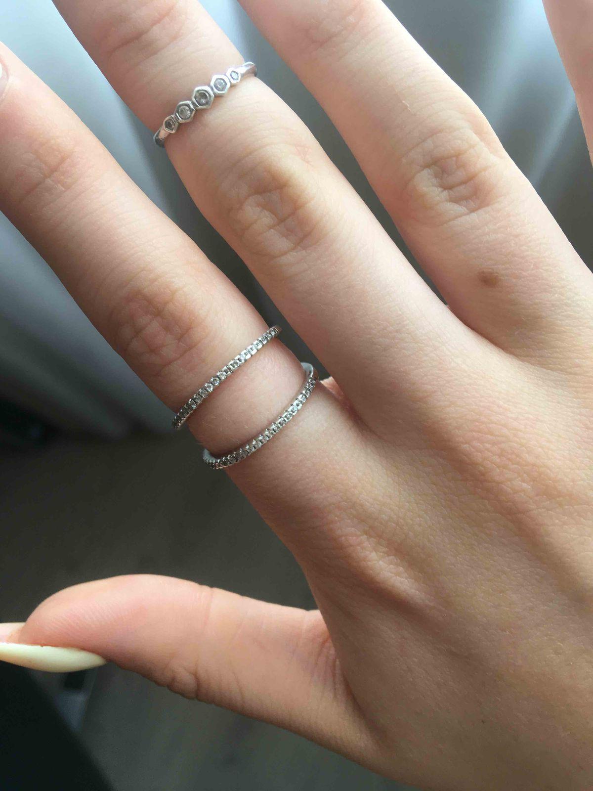 Кольцо классное, мне нравится