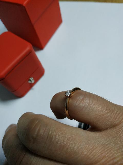 Кольцо для моей девушки